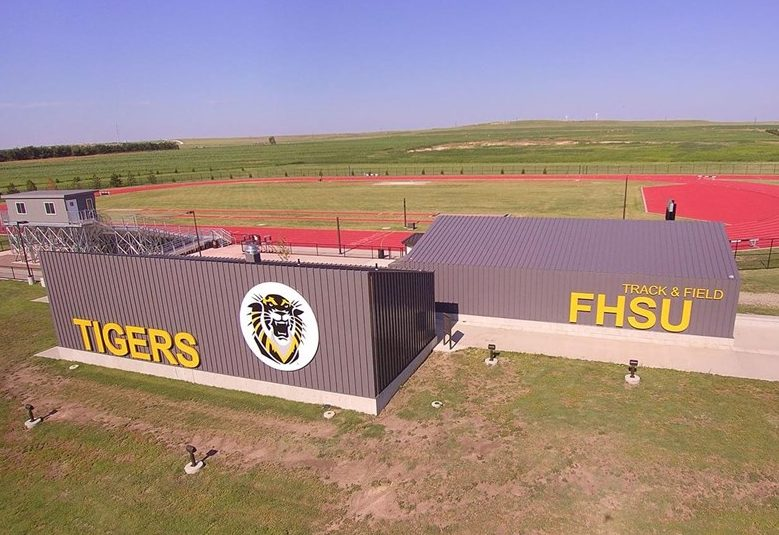 FHSU Track and Field Facility